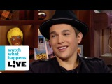 Austin Mahone Dishes on Touring with Taylor Swift - WWHL