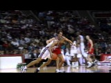 Michael Jordan and Grant Hill Highlight the Top 10 Plays of the Week- April 8, 1995