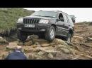 Jeep Grand Cherokee WJ Doing Stanage
