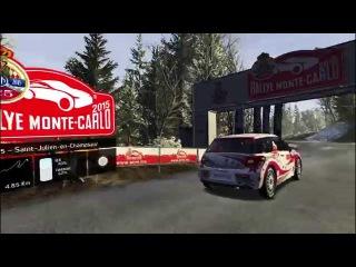 WRC 5 FIA World Rally Championship - Карьера. S.s.2-4