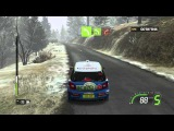 WRC 5 FIA World Rally Championship - Карьера. S.s.1 entrevaux - rouaine
