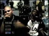 Fat joe, Percee P, and Eminem Freestyle Rap