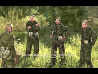 Iron Front: Liberation 1944 - русский цикл. 1 серия