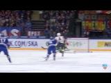 КХЛ (Континентальная хоккейная лига) - Моменты из матчей КХЛ сезона 14/15 - Саммари матча СКА - Ак Б