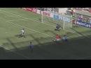 Esse gol do Bergkamp contra a Argentina é um dos mais incríveis que eu vi.
