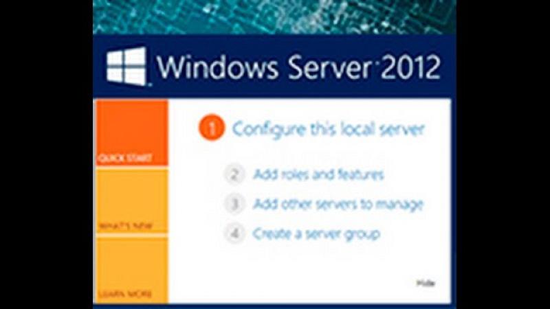 Windows server 2012 - Настройка обратной зоны DNS Установка, настройка DHCP Часть 2