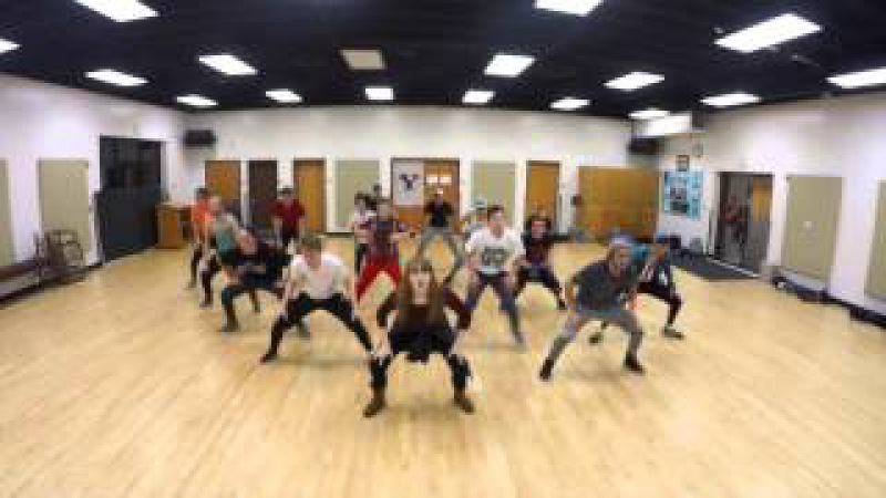 Turn Down For What (DJ Snake and Lil' Jon) - Hip-Hop Choreography