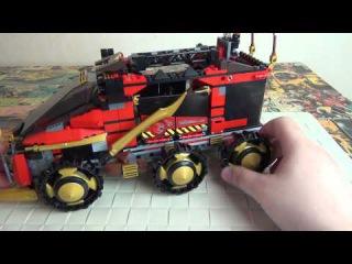 Ninjago 2015 Lego Ниндзяго 70750 Мобильная База Ниндзя - Ниндзя Го