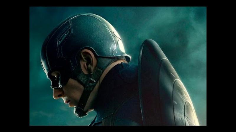 Смотреть Первый мститель Другая война 2014 Первый русский трейлер онлайн Капитан Америка 2