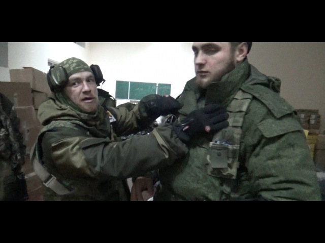 Моторола показал как броня спасает жизнь солдатам Новороссии