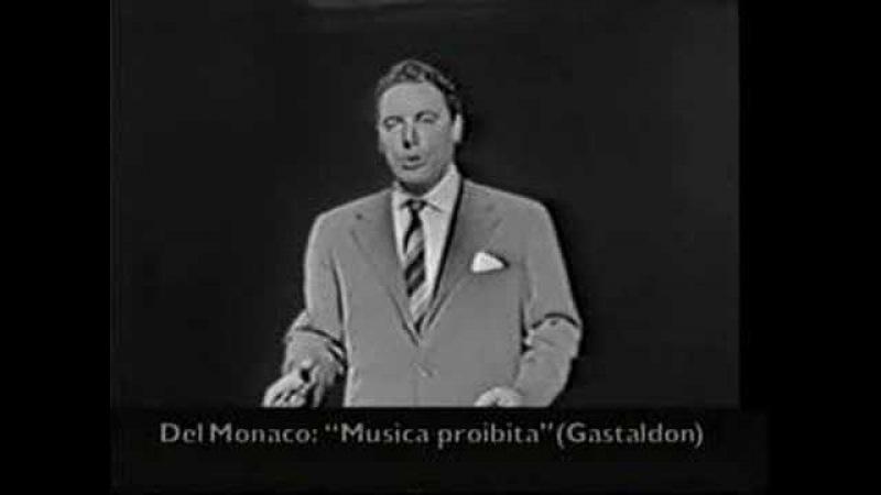 Mario del Monaco-Musica proibita