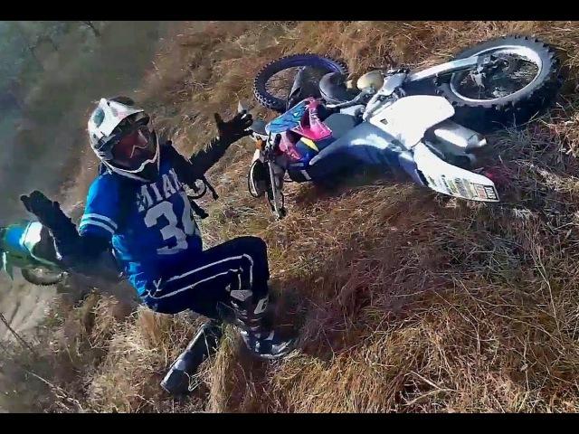 Enduro (Belgorod) Fails - Do not stop or brake
