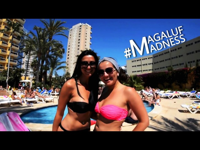 Magaluf Madness | Mallorca | (Official video HD)