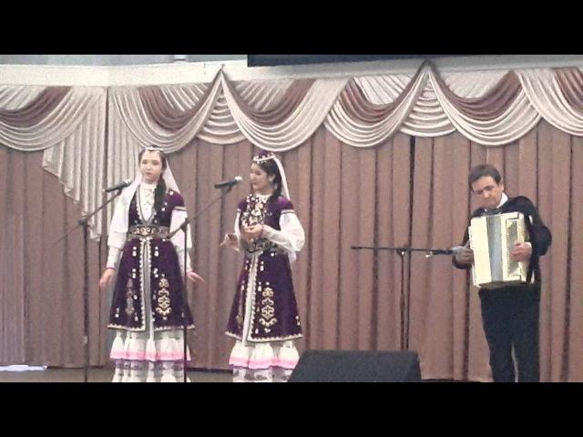 халыкҗырчысы | Зөлфирә Сөнәгатуллина һәм Әдилә Зәбирова