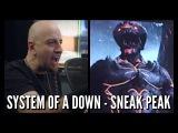 System of a Down - Launch Trailer Sneak Peak - Baraka & Onaga? - Mortal Kombat X