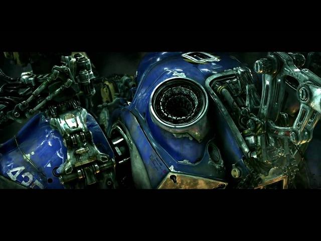 Starcraft II HD Cinematic - Better Marine