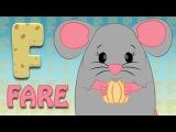 F Harfi - ABC Alfabe SEVİMLİ DOSTLAR Eğitici Çizgi Film Çocuk Şarkıları Videoları