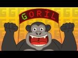 G Harfi - ABC Alfabe SEVİMLİ DOSTLAR Eğitici Çizgi Film Çocuk Şarkıları Videoları