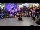 Люті Танці. beginners 1/4: Смурфіки vs Street Dancers