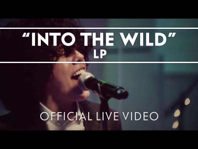 LP Into The Wild Live