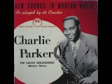 Billie's Bounce Charlie Parker