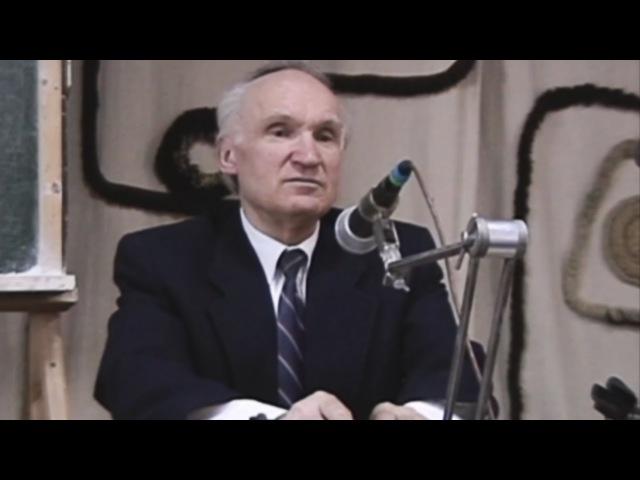 О страданиях (ДК ЗИЛ, 2002) — Осипов А.И.