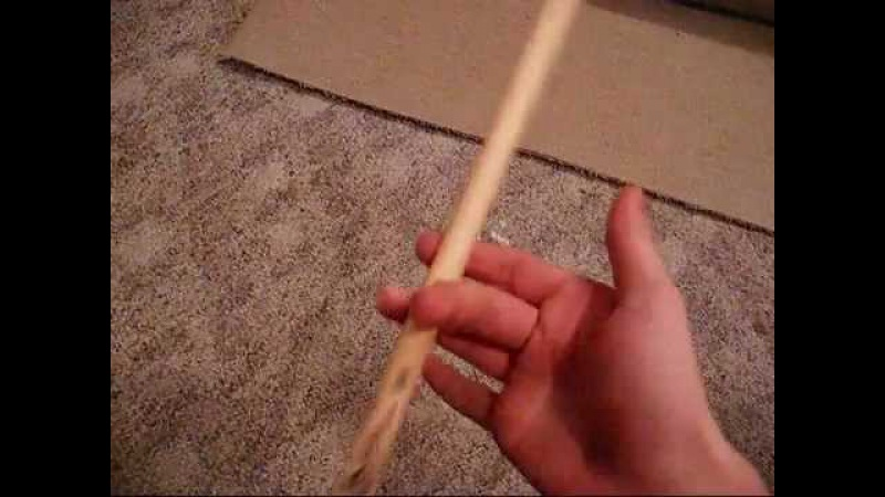 How to twirl a drumstick like a pro TUTORIAL