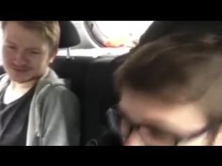 Поперечный feat. Джарахов - Возле дома твоего (+BGM)