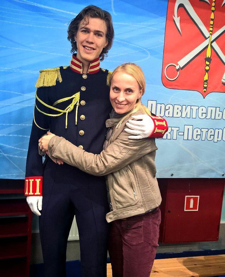 Алла Лобода - Павел Дрозд/танцы на льду - Страница 2 C8qghcvDSnk