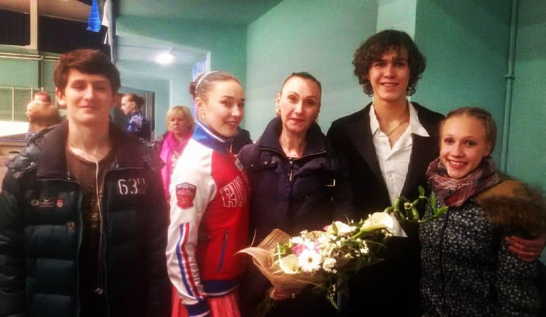 Алла Лобода - Павел Дрозд/танцы на льду - Страница 2 WJ5_FOPmmwA