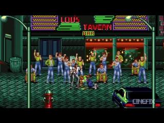 Fight Club 8 bit cinema