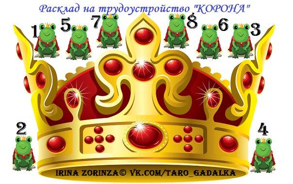 """Расклад """"Корона"""" IOtcXg_1ijQ"""