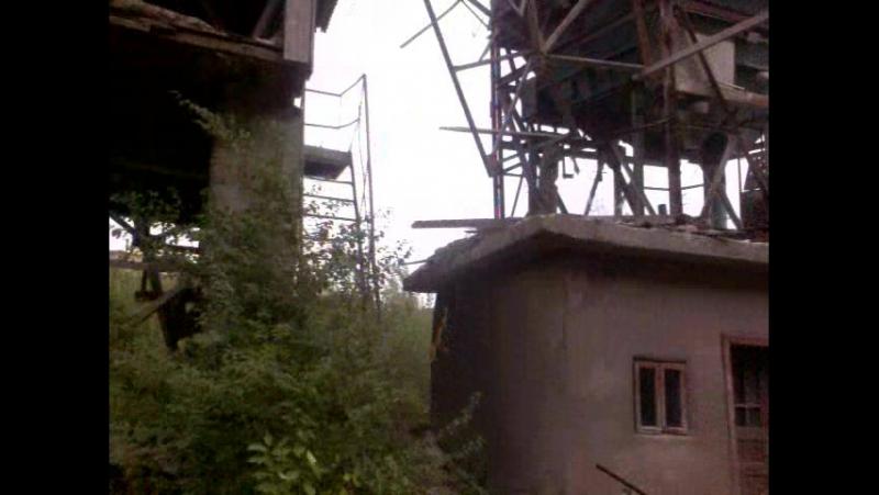 Заброшенный завод в Рокосове. Часть 1.