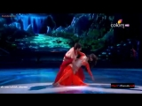 Ашиш Шарма на конкурсе JDJ7 - 3 танец (21.06.2014).mp4