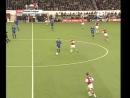 Футбол. Арсенал - Челси (чемпионат Англии 1996-1997, 4-й тур). Комментатор - Денис Цаплинд