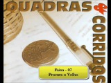 Mestre Toni Vargas - Quadras e Corridos - I