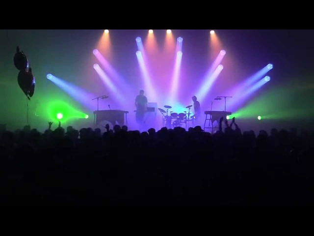 N'to (Live Perc) - The Bosnian (Live Printemps de Bourges 2015)