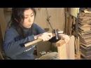釘を使わない伝統の家具 東京職人「江戸指物」