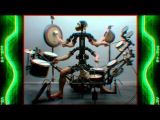 Aphex Twin &amp Chris Cunningham - Monkey Drummer HD