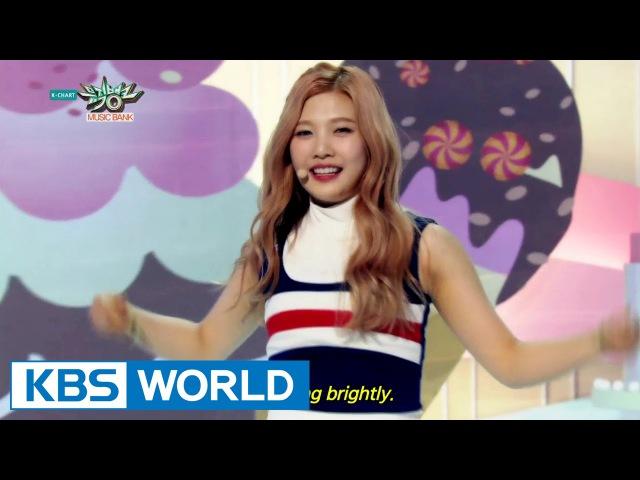 Red Velvet (레드벨벳) - Automatic / Ice Cream Cake [Music Bank COMEBACK / 2015.03.20]