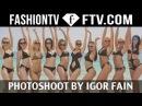 Season Fitness Swimsuit Shoot with Hofit Golan by Igor Fain