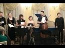 Vivaldi concerto RV 107 for flute, oboe, violin and basso continuo