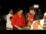 Super Star Krishna with his wife Indira - Mahesh Babu mom video