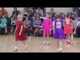 Валерия Кузнецова, категория Н-4 спортивные бальные танцы по программе