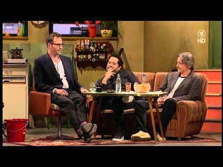KRÖMER Late Night Show mit Adel Tawil, Mohamed Mounir, Peter Heppner HD Part 2 31