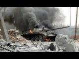 Подбитые  русские танки и пленные танкисты..31.10.2014.