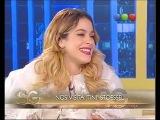 Susana Giménez 2014 - Entrevista a Tini Stoessel [13/08/2014]
