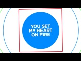 Clean Bandit - Heart on Fire ft. Elisabeth Troy Official Lyrics Video