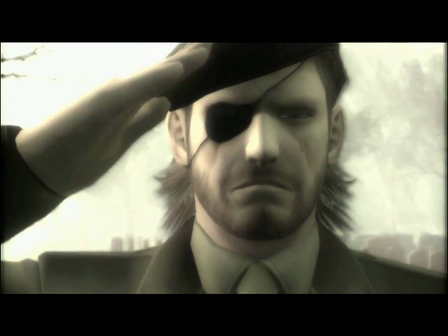 Way To Fall - Metal Gear Solid 3: Snake Eater