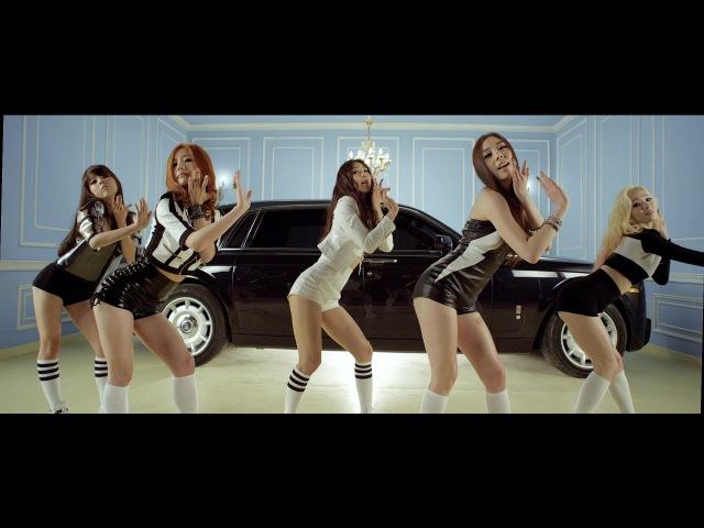 레이디스 코드 (LADIES' CODE) - 나쁜 여자 (Bad Girl) MV 04.03.2013